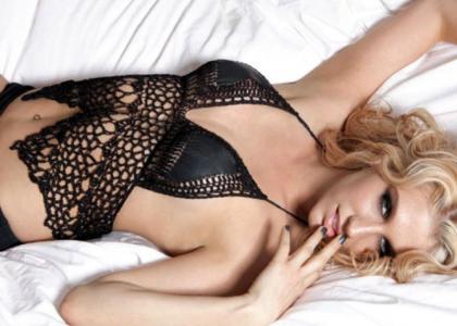 kesha maxim poster. Ke$ha Oozes Sexiness for Maxim