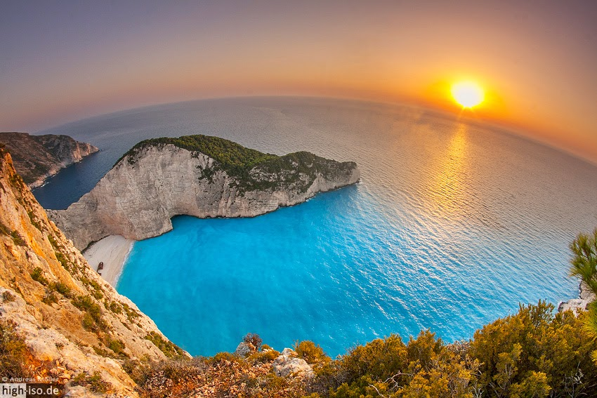Zakynthos Greece Hd Wallpaper