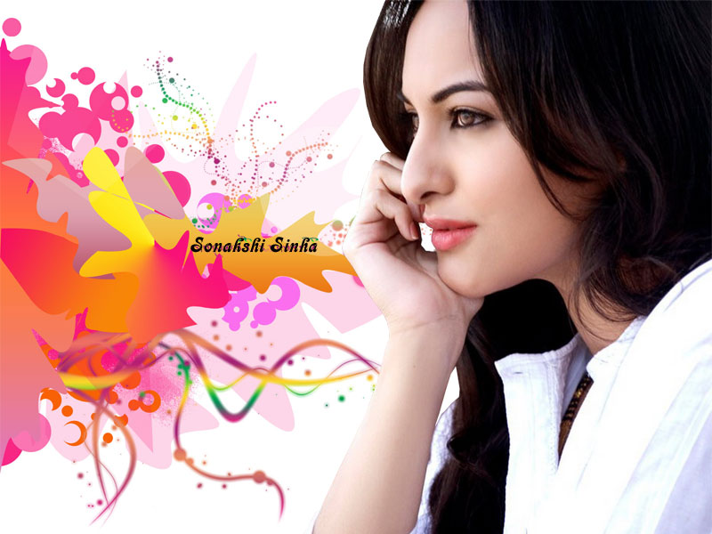 Sonakshi Sinha Cute Wallpapers