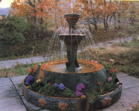 Cuidado de plantas page 49 - Jardines con fuentes de agua ...