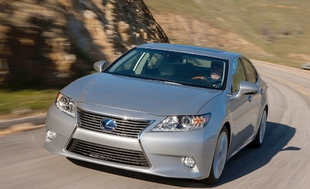 Price of  2013 Lexus ES 350, ES 300h announced