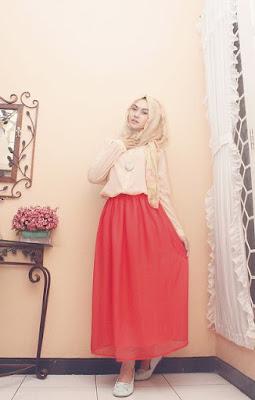 model hijab cocok untuk anak muda