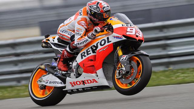 Foto Marc Marquez MotoGP 07