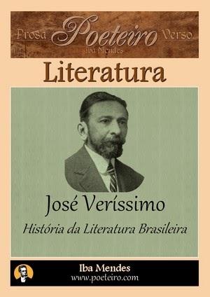 História da Literatura Brasileira, de José Veríssimo