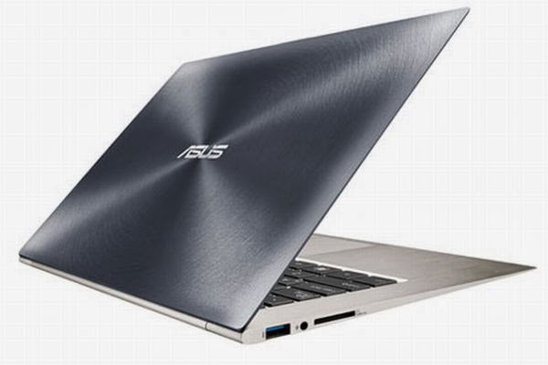 Gambar Laptop Asus Slimbook