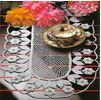 Camino de mesa patrón crochet