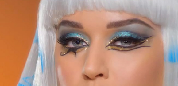 vicworld vic imagine katy perry dark horse make up