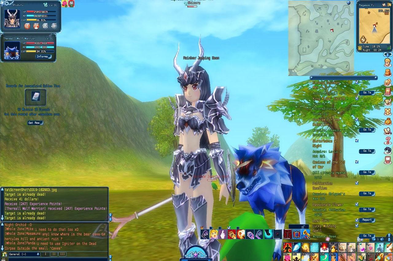 online fantasy games free
