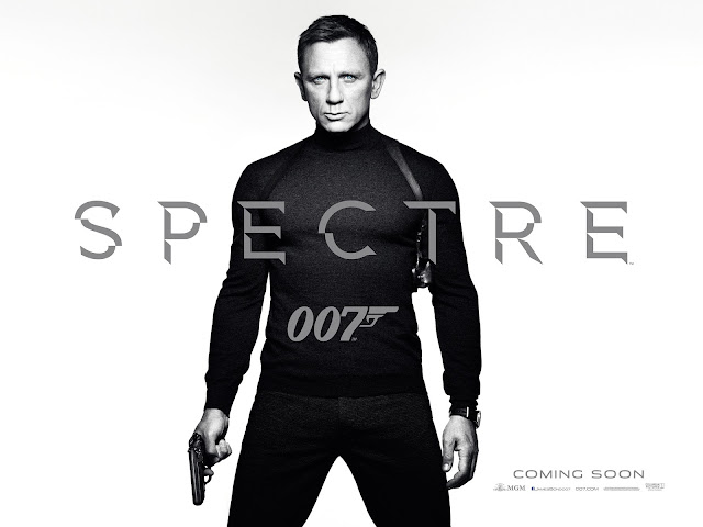 007 Spectre - James Bond mou