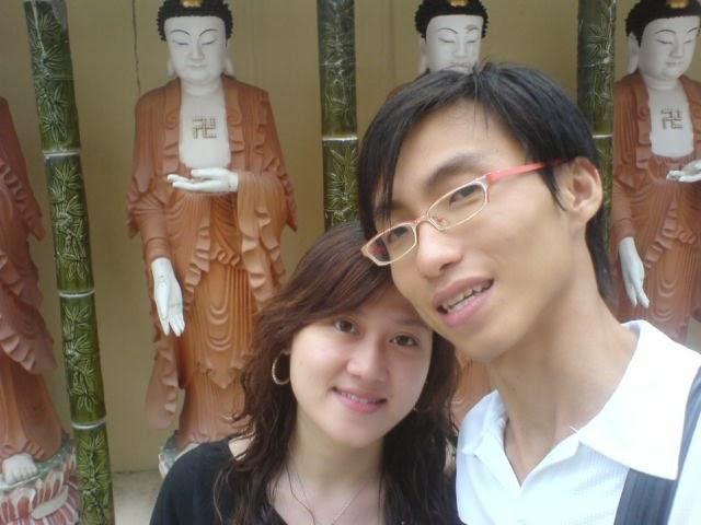 ❤ 槟城极乐寺  2008
