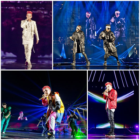 G-Dragon Konser One Of A Kind Di Jepang 01