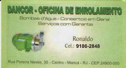 OFICINA DE ENROLAMENTO
