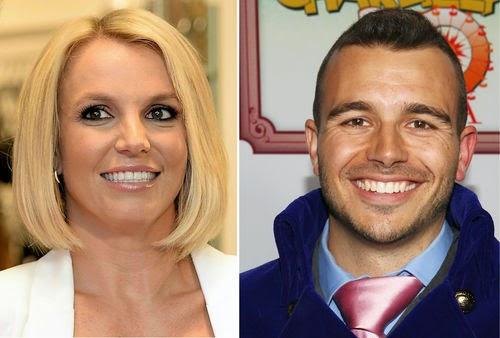 Freshly fallen! Britney Spears has a new