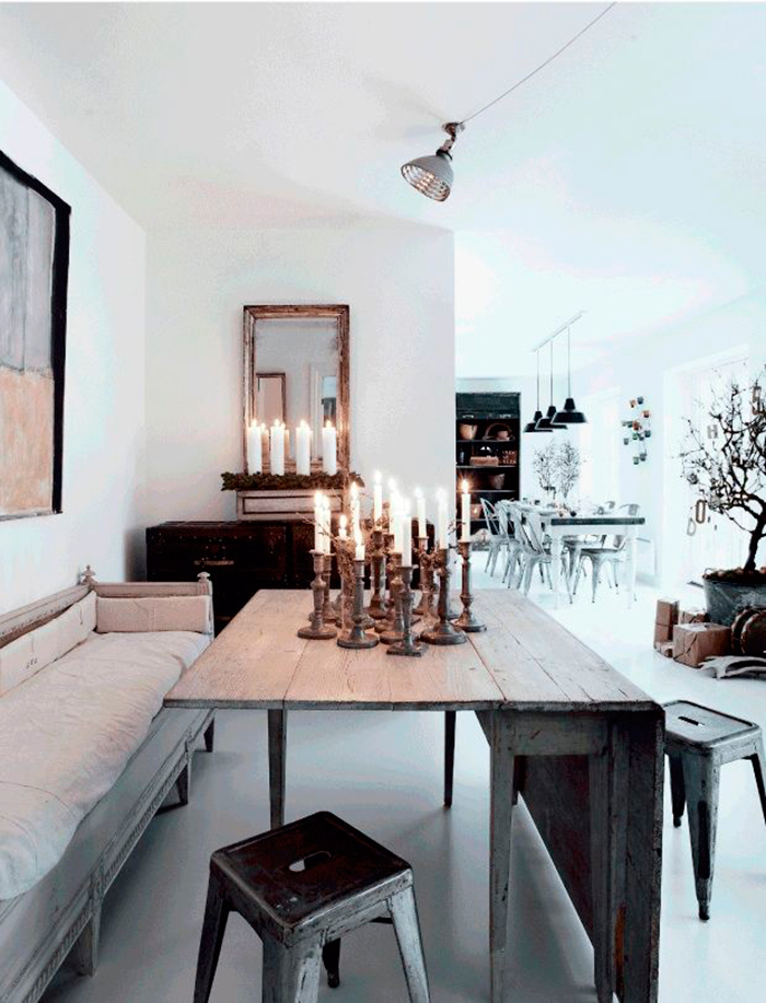 Como decorar y aprovechar cocinas peque as alquimia deco for Como aprovechar una cocina pequena