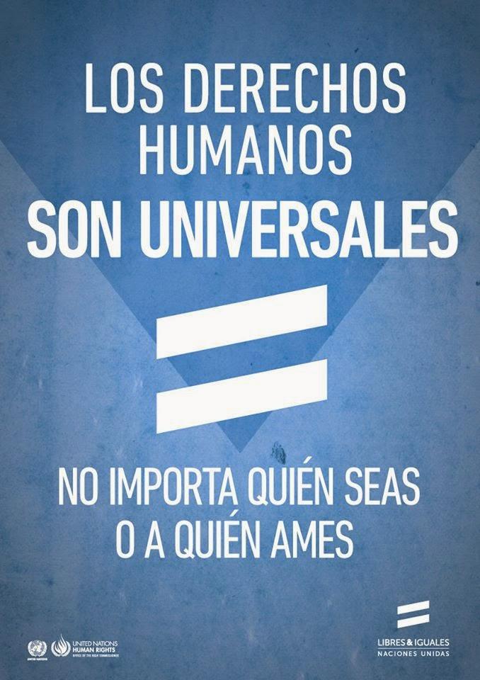 17 de mayo Día Internacional contra la Homofobia y la Transfobia.