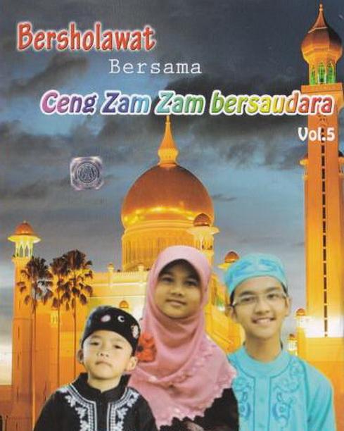 Download Kumpulan Mp3 Sholawat Ceng ZamZam Terbaru Dan Terlengkap