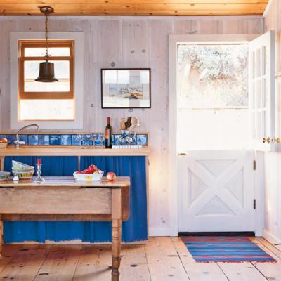 Loft Cottage Dutch Doors