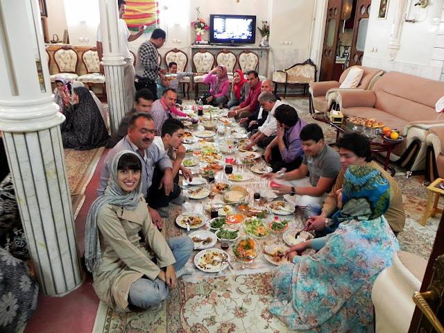 Hospitalidad iraní