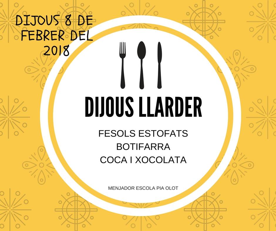 DIJOUS LLARDER