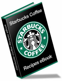 free starbucks recipe ebook