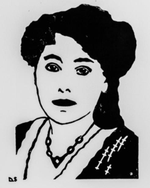Gaumont 120 ans; Alice Guy depuis que le cinéma existe. XP 104-Paris