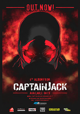 CAPTAIN JACK NEW ALBUM 2012
