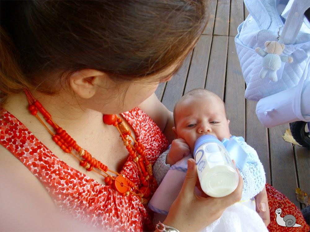 Cu nto debe comer un beb blogs de madres y bebes - Cuanto debe comer un bebe de 7 meses ...