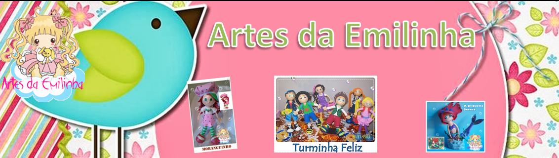 •·.·´¯`·.·•Artes da Emilinha•·.·´¯`·.·•