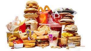 Menakjubkan, Turun 60 Kg Setelah 6 Bulan Makan Fast Food
