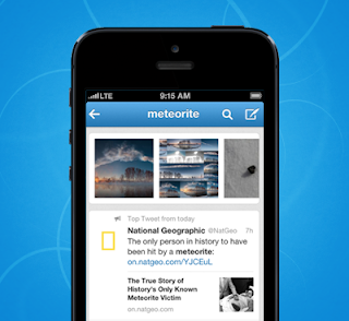 Twitter Blog: Mobile app updates: Enhancements to search, web browsing and more