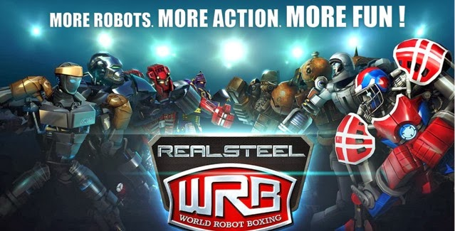 Game Android Real Steel World