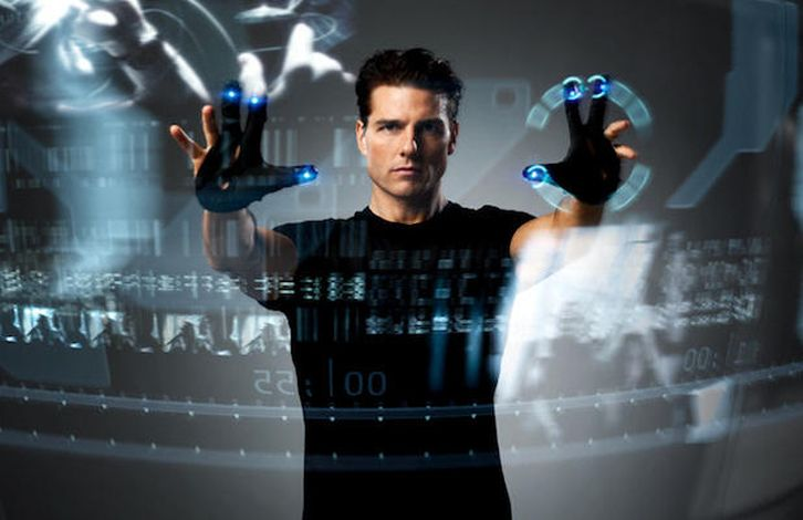 Minority Report - Steven Spielberg developing TV Series