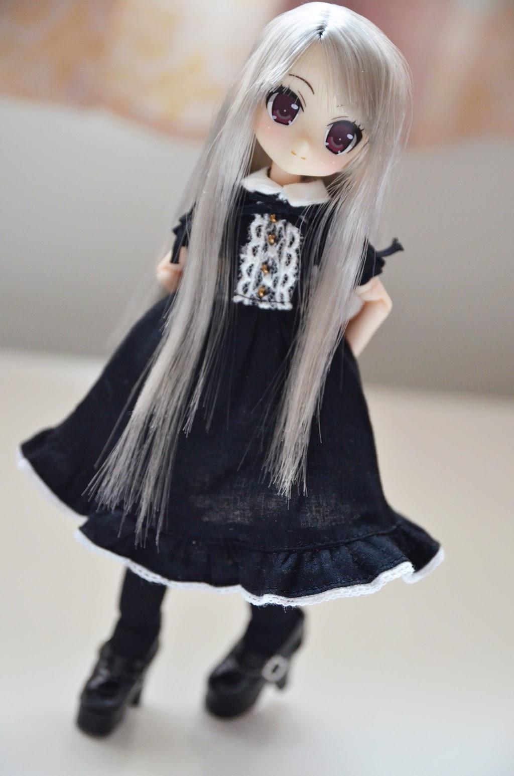 lil' fairy vel doll