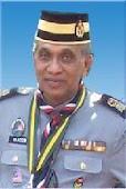 Ketua Pesuruhjaya Pengakap Negeri Johor