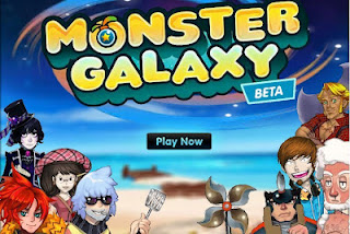 Monster Galaxy Cheat : Info Complete Moga