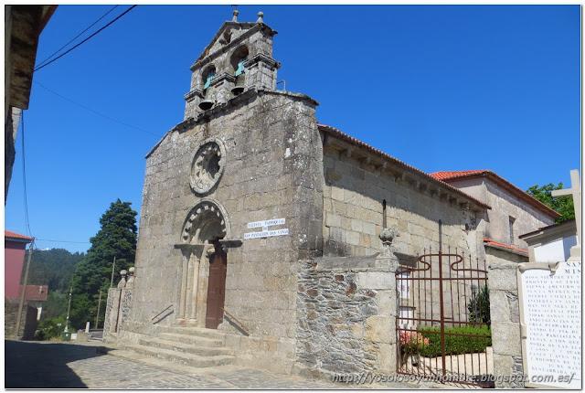 Iglesia parroquial de San Pantaleon das Viñas
