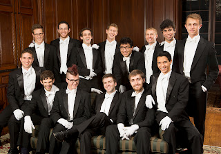 Whiffenpoofs to perform in Sacramento