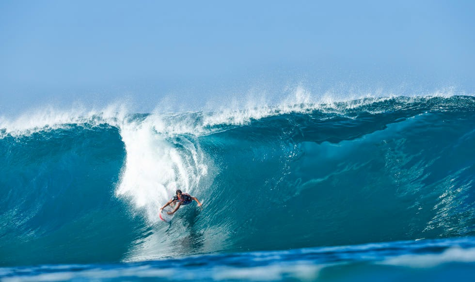 47 Billabong Pipe Masters 2014 Seth Moniz Foto ASP