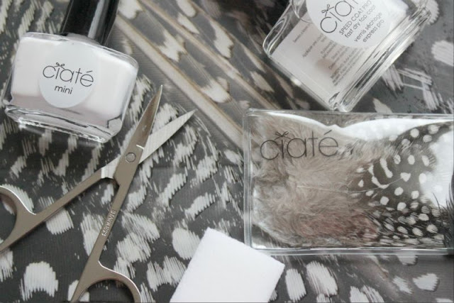 Ciate Feathered Manicure Kit