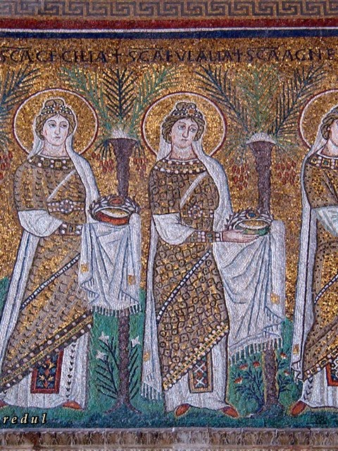 Santa Eulalia en Rávena