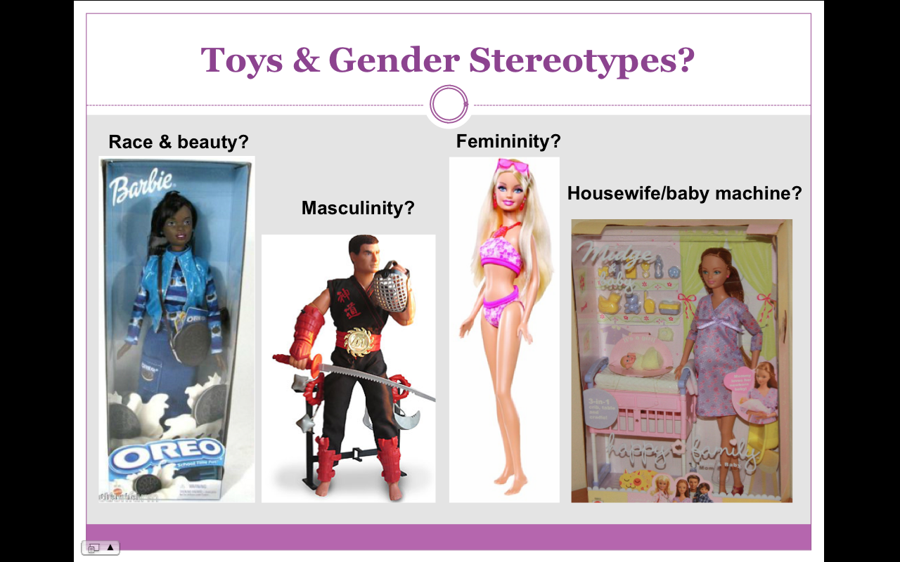 gender toys When people reinforce the boys with toys stereotype, they obscure all the hard work so many scientists of every gender are doing photo by thinkstock.