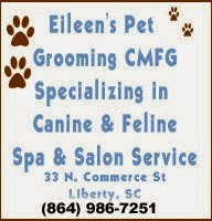 Eileen's Pet Grooming Of Liberty: