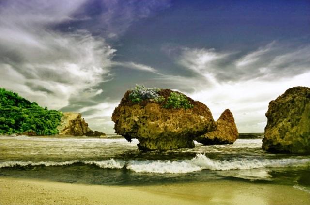Wisata Pantai di Jogja Yogyakarta - Pantai Siung Gunung Kidul