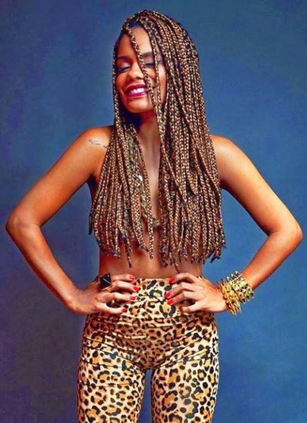 Box Braids Com Linha De Croche : dread de la se voce gosta do estilo dos dreads mas tem medo de ...