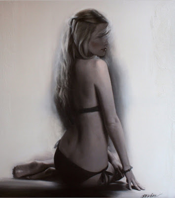 Pintura Artística, Desnudos Mujeres,Talantbek Chekirov (Kyrgystan ...