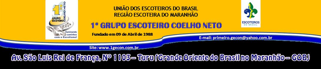 1º Grupo Escoteiro Coelho Neto