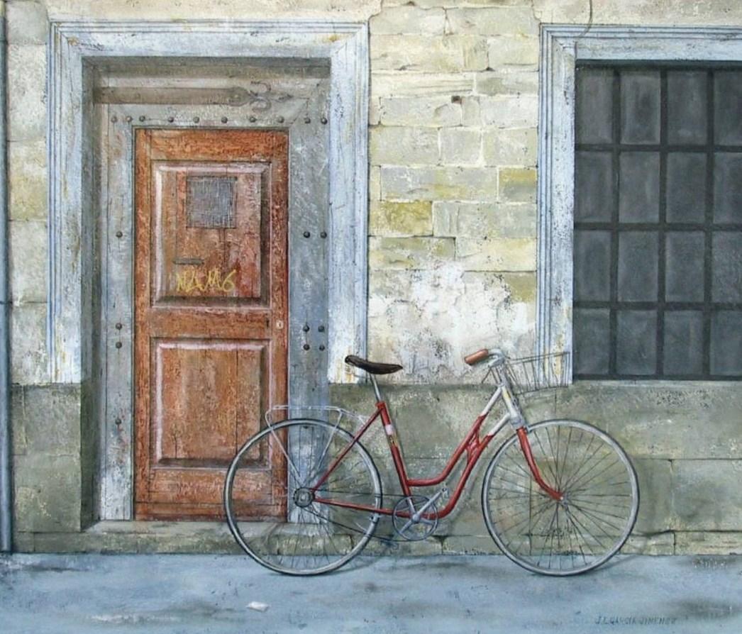 Pintura moderna y fotograf a art stica puertas pintadas - Pintura para puertas ...