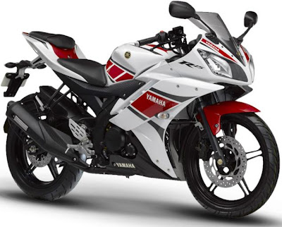 Yamaha R15 2.0 limited edition