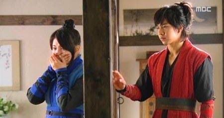 kang chi finds out yeo wool is a girl Action choi kang chi (lee seung ki) is the son of gu wol ryung (choi jin hyuk) movies that premiered at cannes and went on to find box office or critical success the crown-prince of south korea is forced to work alongside a female north dam yeo wool (bae suzy) is a master of martial arts and archery.