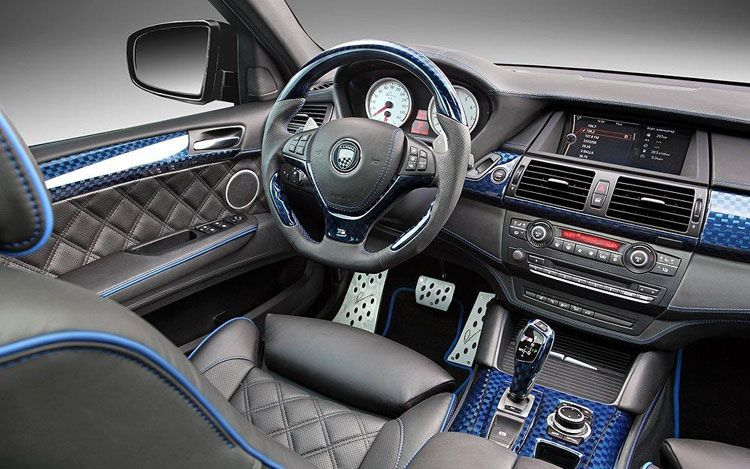 New Car Models Bmw X6 2011 Interior